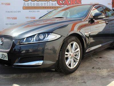 gebraucht Jaguar XF 2.2 Diesel Luxury Aut.