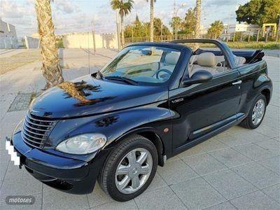 brugt Chrysler PT Cruiser 2.4 Cabrio Limited Auto