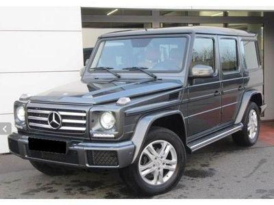 gebraucht Mercedes G350 G 350d * AHK * Standheizung * Designo