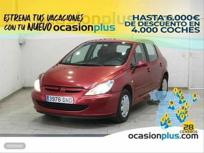 usado Peugeot 307 1.6 HDi 90 XR Clim Plus