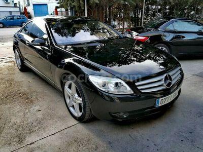 usado Mercedes CL500 Clase Cl4m Aut. 388 cv en Murcia
