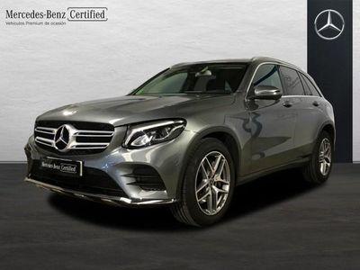 gebraucht Mercedes GLC220 d 4Matic AMG Line