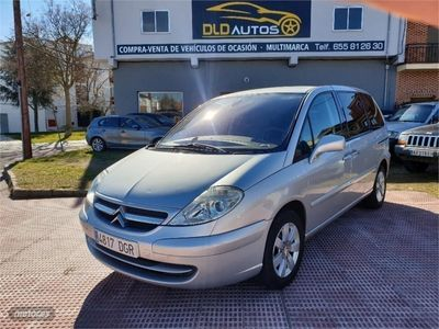 used Citroën C8 2.2HDi 16v Exclusive Captain Chair