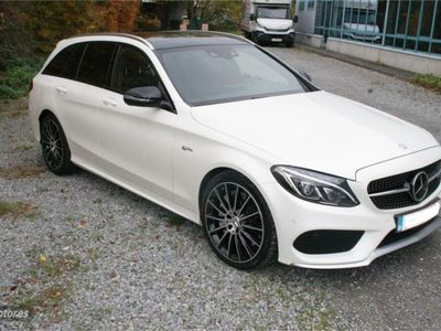 brugt Mercedes C43 AMG AMG Clase Estate S205 Estate 4Matic 7G Plus