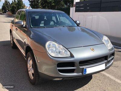 usado Porsche Cayenne Turbo Turbo