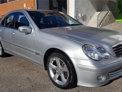 gebraucht Mercedes C320 Clase C4MATIC AVANTGARDE AUTO