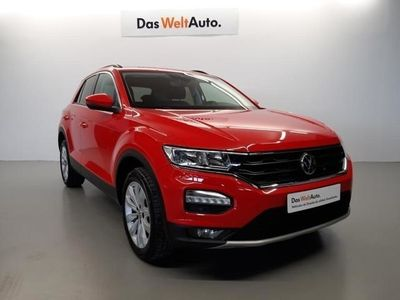 usado VW T-Roc 2.0 TDI Advance DSG 110 kW (150 CV)