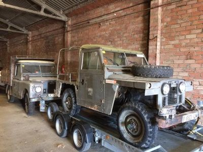 gebraucht Land Rover Range Rover 3.5
