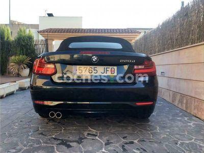 usado BMW 220 Serie 2 d Cabrio (4.75) 190 cv en Illes Balears