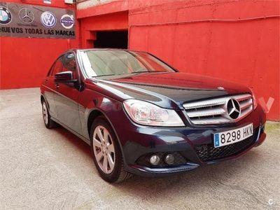usado Mercedes C200 Clase CCdi Blue Efficiency 4p. -12