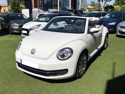 usado VW Beetle Cabrio 2.0TDI Design 110