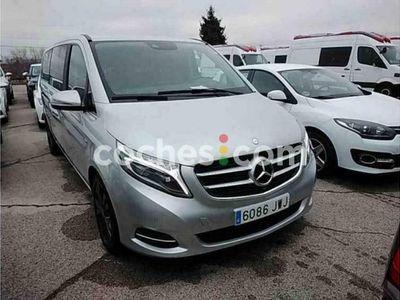 usado Mercedes V250 Clase VLargo Exclusive 7g Tronic 190 cv en Malaga