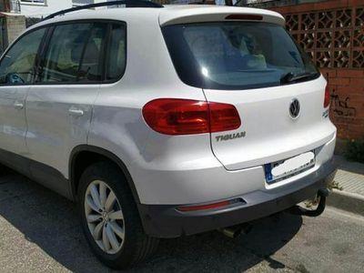 brugt VW Tiguan 2.0TDI BMT Cross 4x2 140
