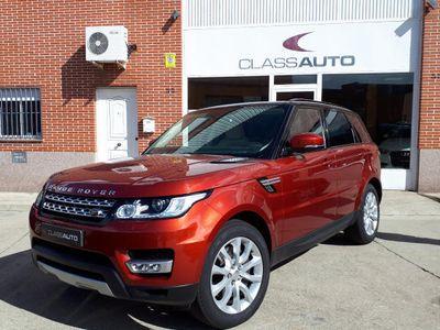 usado Land Rover Range Rover Sport 3.0 SDV6 HSE. 292 CV*TECHO*NAVEGADOR*SUSPENSIÓN