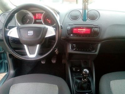 usado Seat Ibiza 1.9 TDI 105cv Sport DPF -08