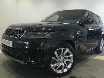 usado Land Rover Range Rover Sport 2.0P AJ20-P4H (300CV) AWD HSE
