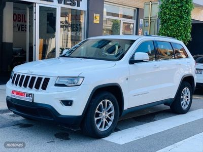 usado Jeep Grand Cherokee 3.0 V6 Diesel Limited 190 CV
