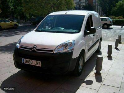 usado Citroën Berlingo Furgón 1.6hdi 75 75 cv en Madrid
