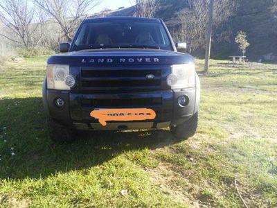 käytetty Land Rover Discovery 2.7TDV6 SE
