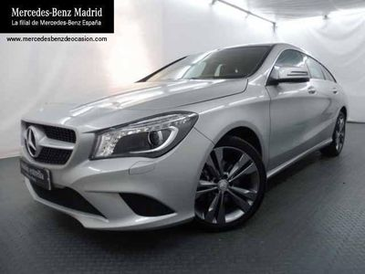 gebraucht Mercedes 200 Clase CLA RAKECDI / D SHOOTING BRAKE URBAN
