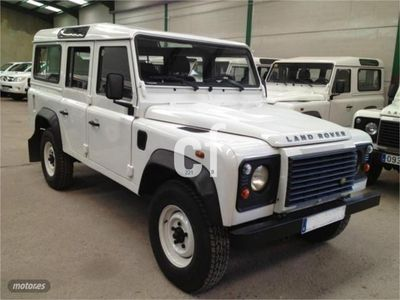used Land Rover Defender 110 SW E