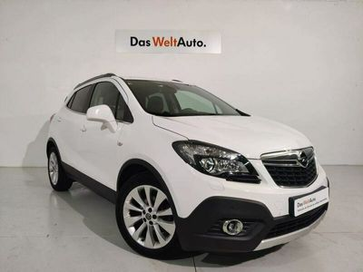 usado Opel Mokka X 1.6CDTi S&S Excellence 4x2