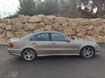 usado Mercedes E63 AMG Clase Estate 211 Estate Aut.