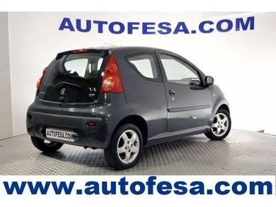 usado Peugeot 107 1.0i 68cv Urban Move 3p