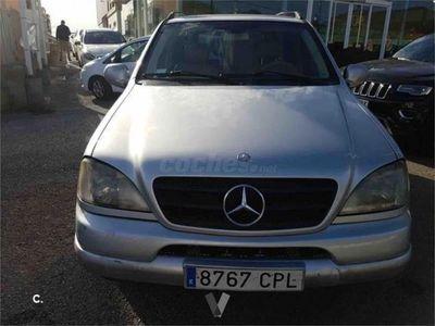 usado Mercedes ML270 Clase MCdi 5p. -00
