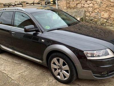 usado Audi A6 Allroad 2.7TDI Tiptronic