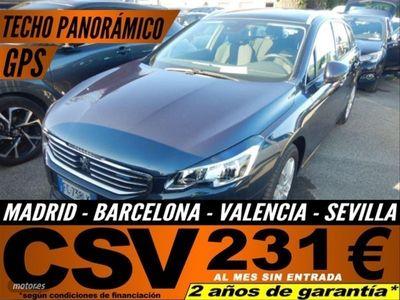 usado Peugeot 508 SW Active 2.0 HDI 150cv