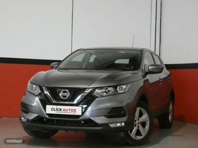 usado Nissan Qashqai 1.5dCi SS ACENTA 4x2