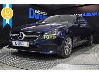 usado Mercedes CLS250 Cls ClaseAut.