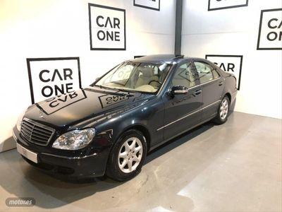 usado Mercedes S320 ClaseCDI Aut.