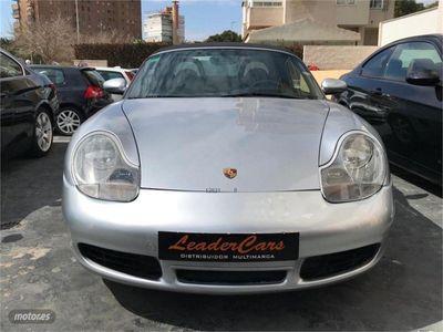 gebraucht Porsche Boxster CONFORT