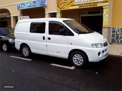 gebraucht Hyundai H-1 Van 2.5 TCI Top 6 plazas