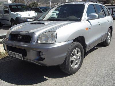 used Hyundai Santa Fe 2.0crdi Gls