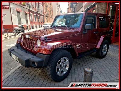 usado Jeep Wrangler 2p