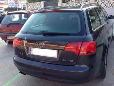 usado Audi A4 Avant 2.0 TDI 140cv -07