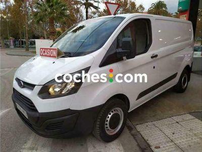 usado Ford Transit Van Ambiente 100 100 cv en Malaga