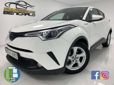 usado Toyota C-HR 1.8 125H Active HÍBRIDO desde 265€/mes