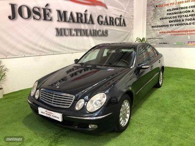 usado Mercedes 240 Clase EElegance 177cv