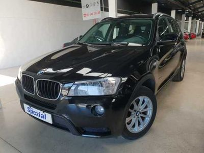 gebraucht BMW X3 xDrive 18d 143CV
