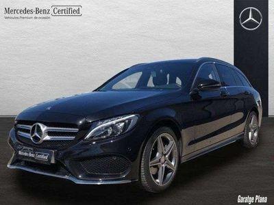 usado Mercedes C220 C 220CDI Estate BE Elegance 4M 7G Plus