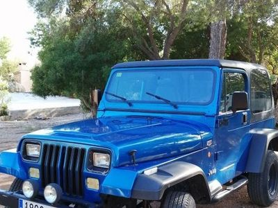 usado Jeep Wrangler 2.5 Hard Top Base