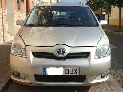 usado Toyota Corolla Verso 2.0D4D Sol