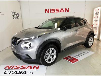 usado Nissan Juke DIG-T 86 kW (117 CV) Acenta