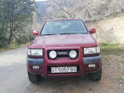 usado Opel Frontera 2.2DTI Sport