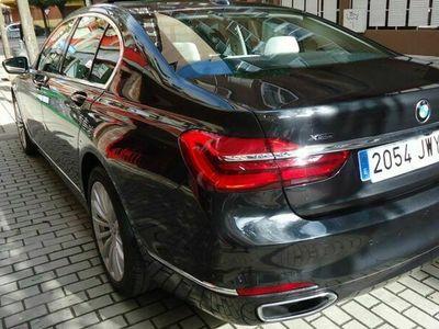 usado BMW 730L dA xDrive