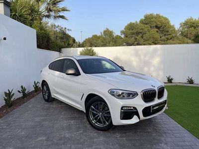 usado BMW X4 M40dA